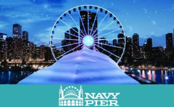 Wheel Wednesday at the Navy Pier Ferris Wheel