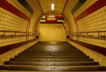 Underground Chicago Pedway