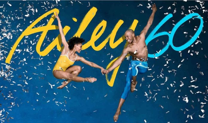Alvin Ailey American Dance Theater - 60th Anniversary at Auditorium Theater