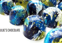 Julie's Chocolate - bonbons