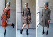 Shift Clothier by Julie Kramer - 3 Dresses