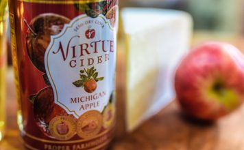 Virtue Cider - Michigan Apple