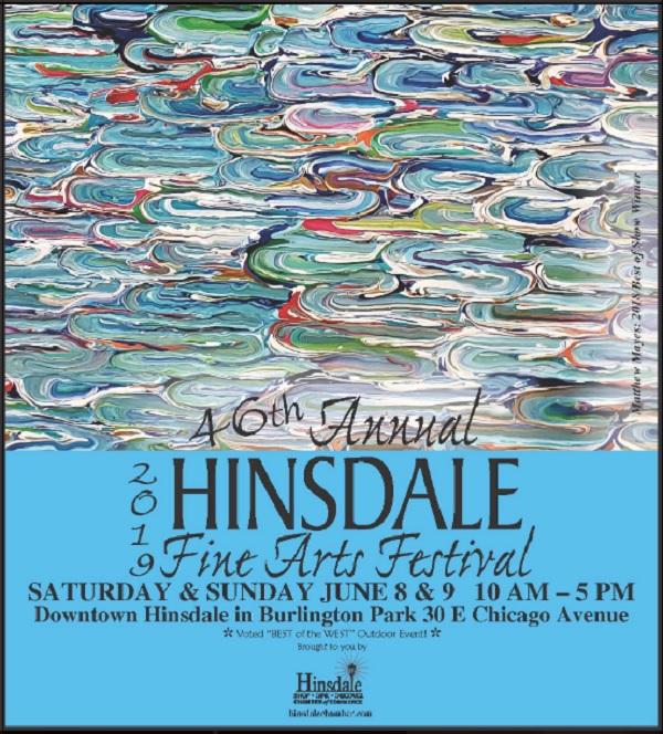 Hinsdale Fine Arts Festival