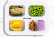 Wise Apple - Lunch Box