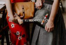 Zuri Collection - Kumani Clutch