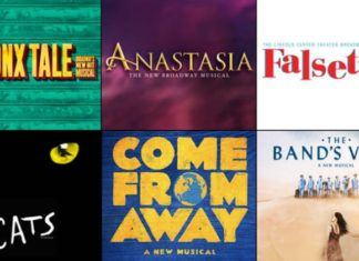 Broadway In Chicago 6 Show Subscription
