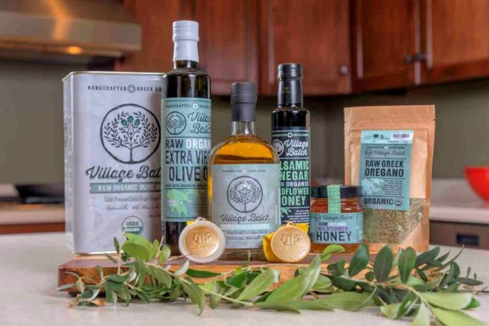 Village Batch Olive Oil