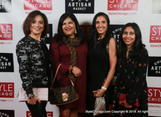 FashjioNChicago Shopping Party - Red Carpet - May 4, 2018