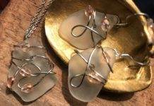 Treasures by the Tide - Beach Glass Jewelry Collection