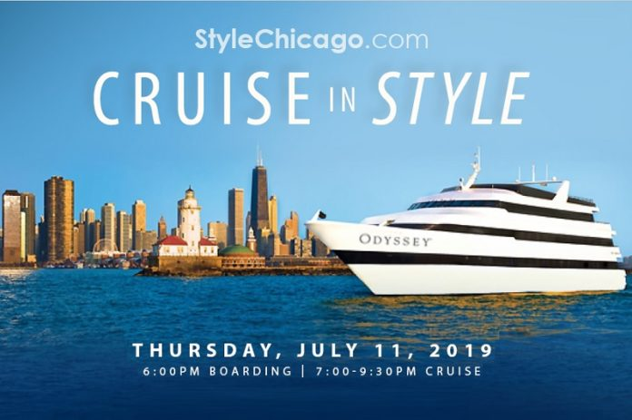 StyleChicago.com's Cruise in Style aboard the Odyssey (2019) - 6th annual