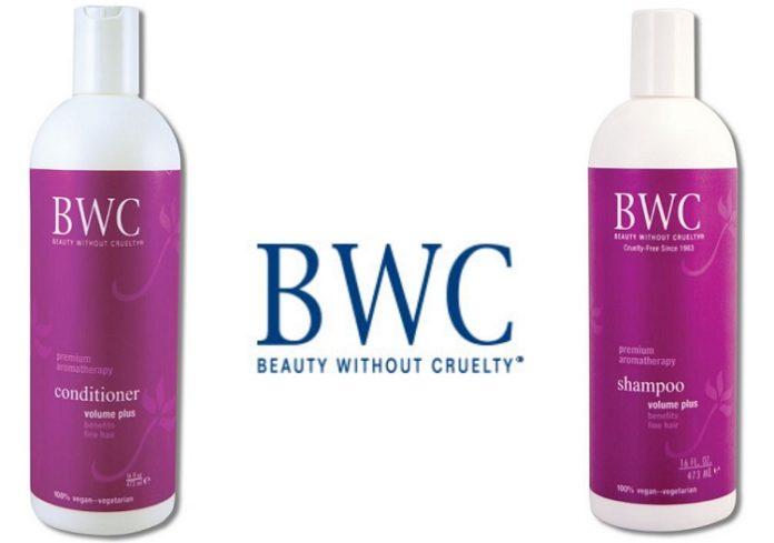 BWC Volume Plus Shampoo