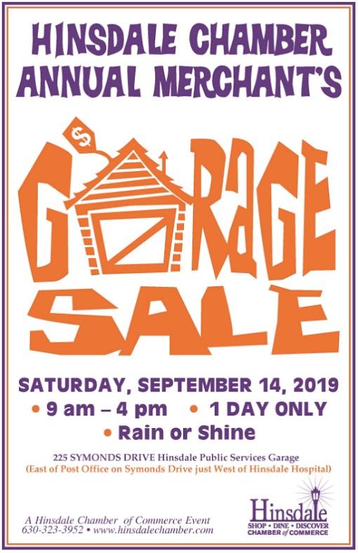 Merchant's Garage Sale
