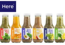Here Foods - Salad Dressings