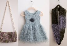 Edie Kasten very pretty hand knits