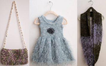 Edie Kasten very pretty hand knits
