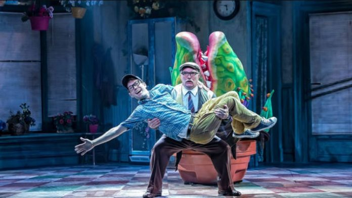 Little Shop of Horrors at Drury Lane