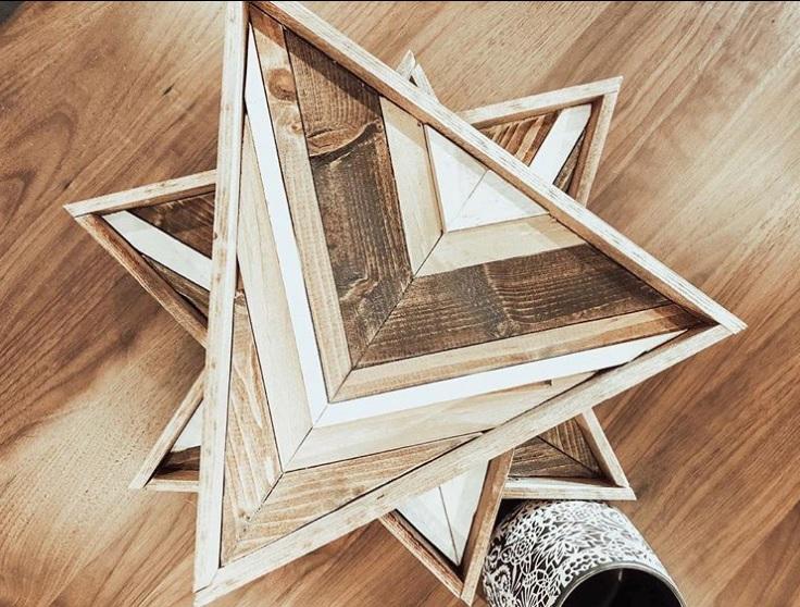Kathryn Korff Designs Handlettering Macrame Wood Wall Art