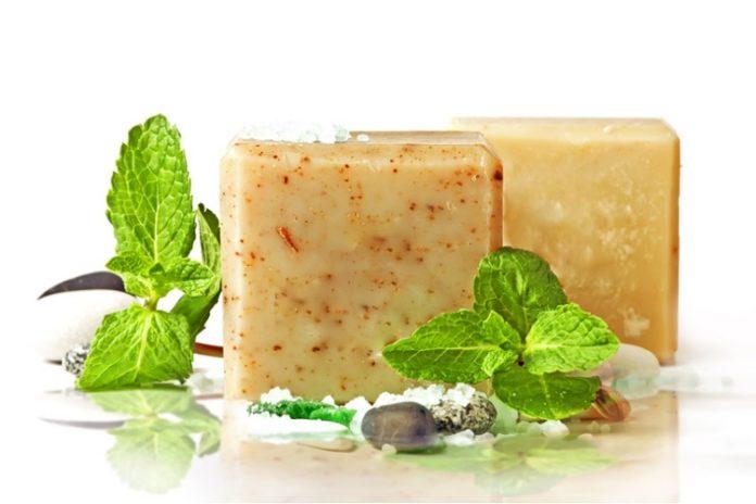 Herbal Garden Soap