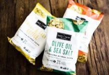 The Safe & Fair Food Company - Popcorn Quinoa Chips