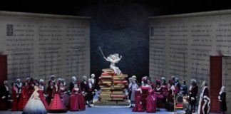 Cinderella at the Lyric Opera