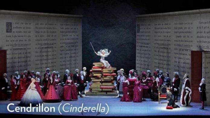 Cinderella at the Lyric Opera