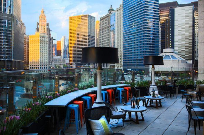 Raised An Urban Rooftop Bar