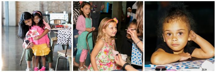 Kids Zone at the Chicago Artisan Market