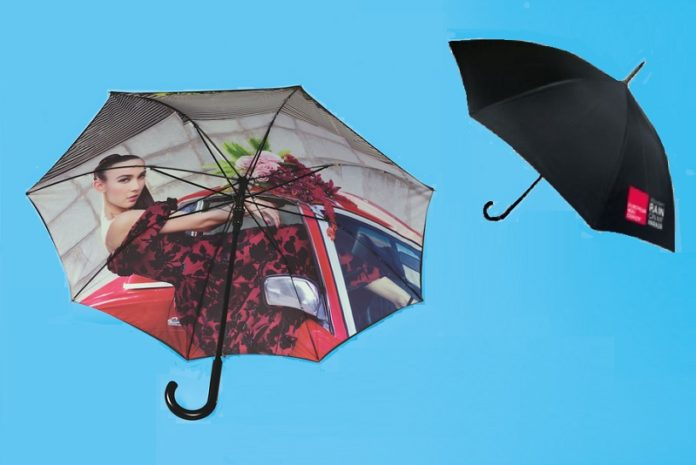 Complimentary Umbrella from European Wax Center