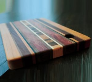Thomas Tampa - Cutting Board (The Pink Grace)