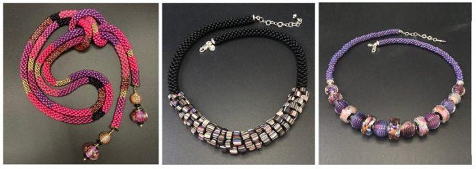 Sher Berman Designs - Glass Bead Jewelry
