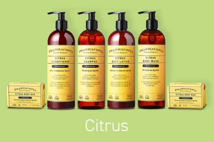 Pharmacopia - bath & body care (Citrus)