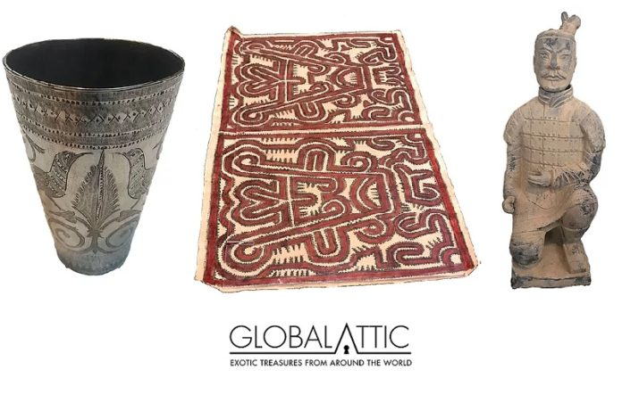 Global Attic - Exotic Treasures from around the World