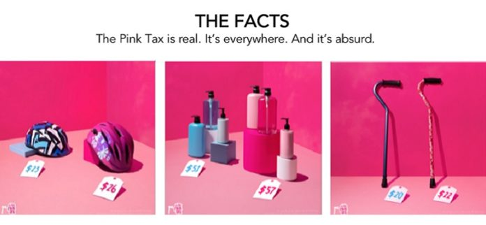 Ax The Pink Tax with European Wax Center
