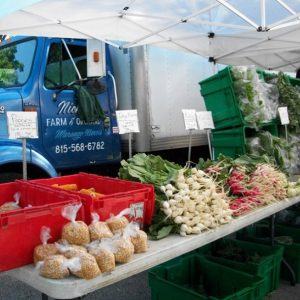 Hinsdale Chamber Farmers Market