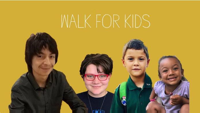 bear necessities walk for kids
