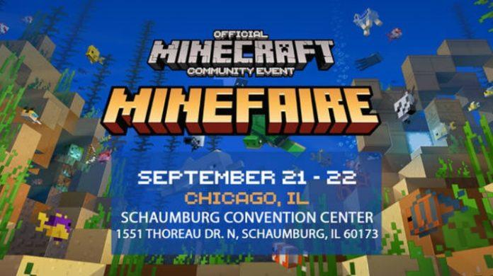 Minefaire - Minecraft Fan Convention
