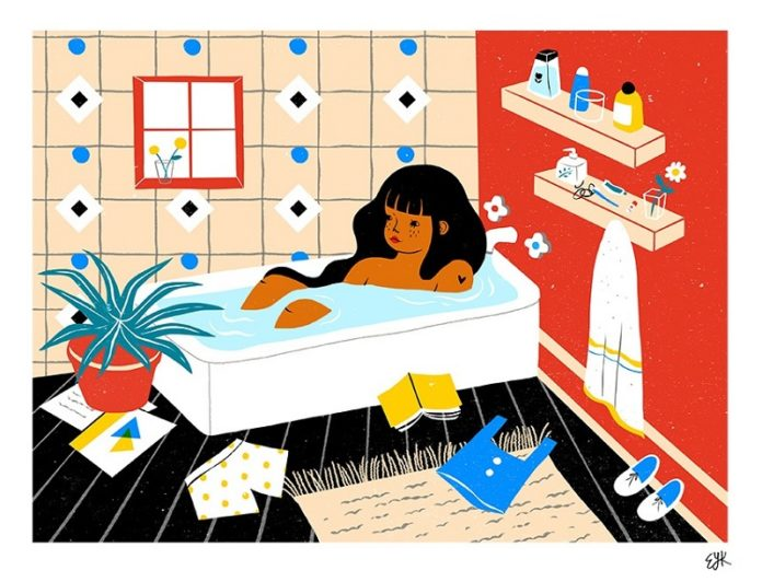 Esther Y. Kim Illustrations & Things