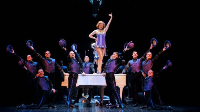 42nd Street at the Lyric Opera House