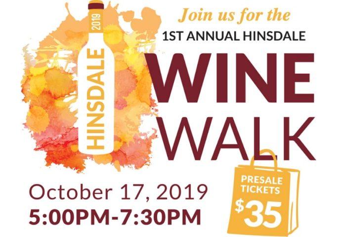 Hinsdale Wine Walk