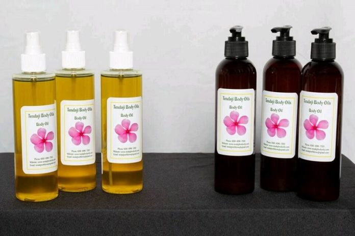 Tendaji Body Oils