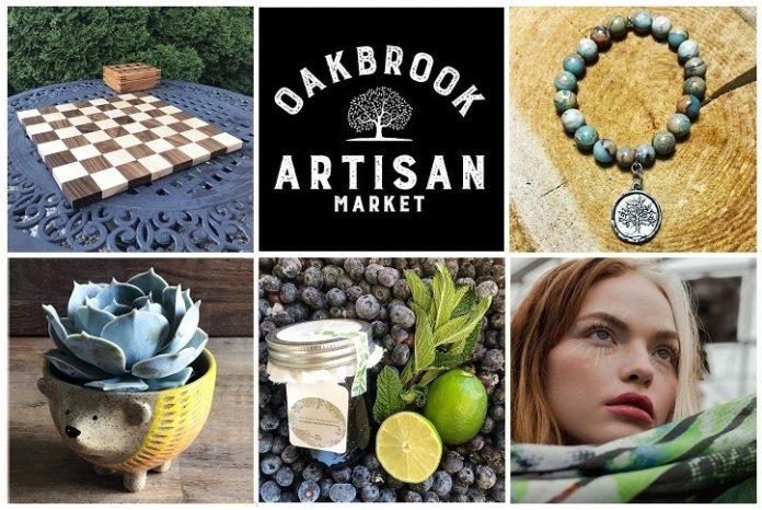 Oak Brook Artisan Market - The Drake Hote (Oak Brook) - July 11-12, 2020