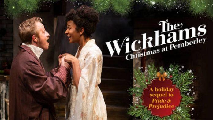 The Wickhams Christmas At Pemberly