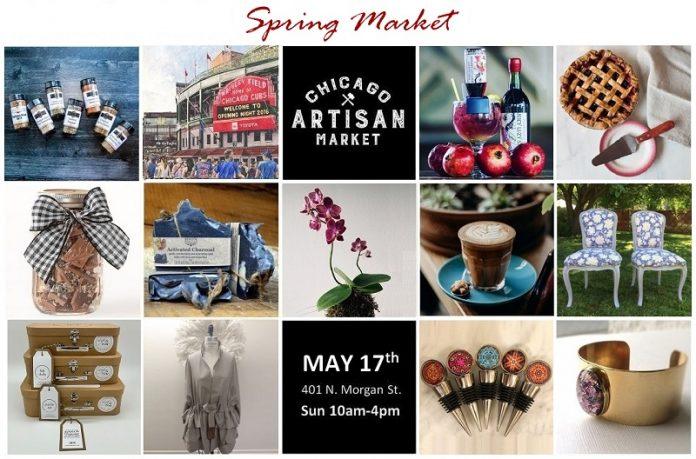 Chicago Artisan Market - May 17, 2020 - 800 x528