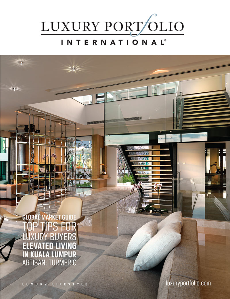luxurious and splendid better homes and gardens publications. Luxury Portfolio Magazine Read It Homes for Sale  Real Estate