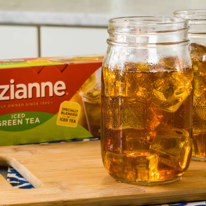 Pitcher of Luzianne[R sub] Iced Green Tea