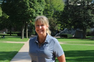 Kimberly LeBlanc, director of admission, believes that LVC fosters relationships for a lifetime