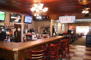The Annville Grille is your perfect stop for college football and NFL games!