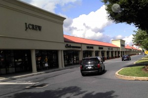 Tanger Outlets offers a variety of outlet stores