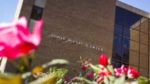 Blair Music Center is home of the LVC Music Program