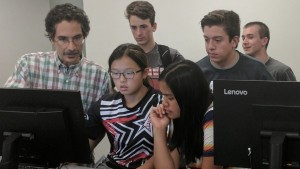 Highschool students participate in the Actuarial Science Camp